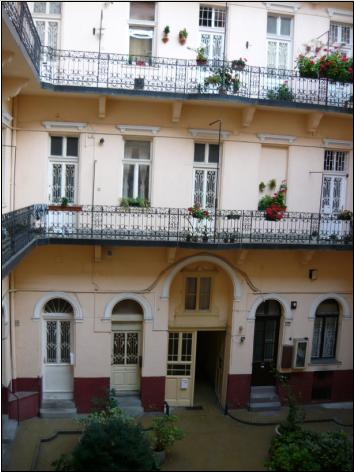 Our Place Hostel Budapest