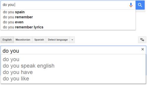 Do you - Google